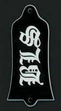 GUITAR TRUSS ROD COVER - Custom Engraved - Fits USA GIBSON -  ZAKK WYLDE BLS