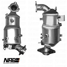NAP DPF Toyota Corolla Verso, Avensis, Auris | Rußpartikelfilter