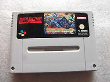 Super Ghouls' N Ghosts (SUPER NINTENDO - SNES - PAL)