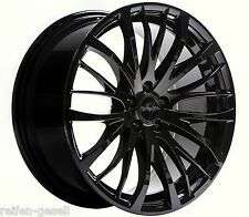 19 Zoll Tomason TN7 Black Painted 8.5x19 LK 5x115 et35 Chevrolet Captiva