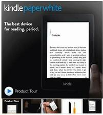 New 2015 Kindle Paperwhite 3 4GB Premium Flipcase   Screen Protector