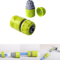 Garden Watering Accessories Fittings Connector Water Hose Pipe Plumbing Tube