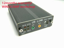 MINI U5 LINK Radio station connector/ YAESU FT-817ND FT-857 FT-897 ICOM KENWOOD