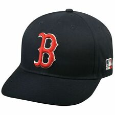 Boston Red Sox MLB Adult Cotton Twill Adjustable Cap Hat