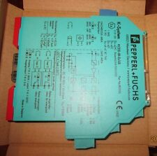 NEW IN BOX PEPPERL+FUCHS TRANSFORMER BARRIER KCD2-SR-EX1.LB ALL NEW