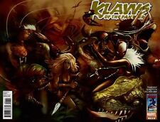 Klaws of the Panther (2010-2011) #1 of 4