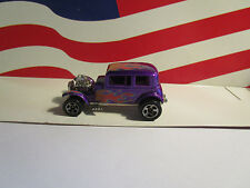 HOTWHEELS 32 FORD VICKY FROM THE 3 CAR SET REAL RODS LOOSE