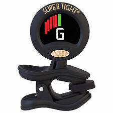 Snark ST-8 Super Tight Clip-On Guitar Instrument Tuner Tap Tempo Metronome