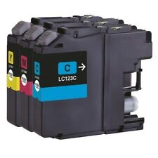 3 CMY Ink Cartridges for Brother DCP-J4110DW MFC-J4510DW MFC-J650DW MFC-J6520DW