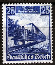 DR 582 **, 25 Pf. 100 Jahre Deutsche Eisenbahn