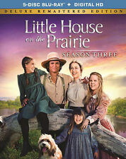 Little House on the Prairie Season 3 (Deluxe Remastered Edition Blu-ray)
