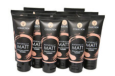 12 x Collection 2000 Naturally Matt Foundation | Golden | RRP £36 | Wholesale