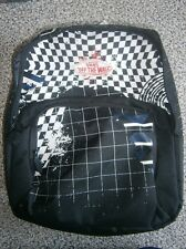"VANS ""Off the Wall"" - BACKPACK SCHOOL BAG RUCKSACK New with tags."