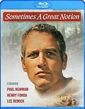 Sometimes a Great Notion (Paul Newman) Region A BLURAY - Sealed