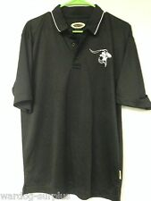 Vitos Italian Pizza Uniform Work Polo Golf Delivery LARGE Shirt Mens ~
