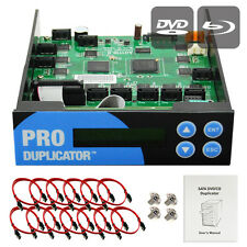 Produplicator 1-9-10-11 Blu-ray CD/ DVD BD SATA Duplicator Copier CONTROLLER