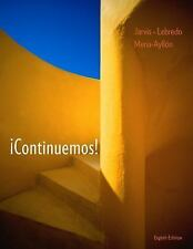Continuemos! (World Languages) (Spanish Edition), Mena-Ayllon, Francisco, Lebred