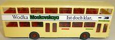 Moskovskaya Bus publicité 69 Reichstag imprimé MAN SD 200 off WIKING 1:87 HM3 å