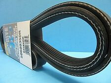 Brand NEW Main Drive Serpentine V Belt Replaces OEM# F87E8620KA Made in USA