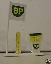@ BORNE A ESSENCE + GONFLAGE PNEUS DRAPEAU BP, SANS BOITE, ETAT D'USAGE