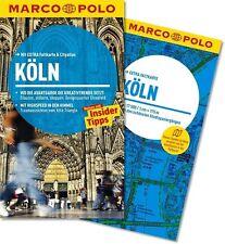 !! Köln 2014 Colonia UNGELESEN Reiseführer mit Karte Marco Polo
