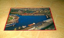 Houston Texas Port One Of World's Busiest RA Young Vintage Unused New Postcard
