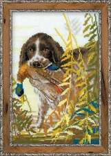 "Cross Stitch Kit RIOLIS - ""Hunting Spaniel"""