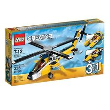 31023 YELLOW RACERS lego creator NEW sealed 3 in 1 legos set SPEEDBOAT racecar
