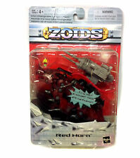 ZOIDS RED HORN Robot Toy Manga Anime action figure boxed RARE