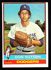 1976 TOPPS #530 DON SUTTON DODGERS