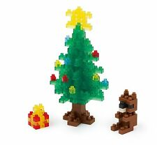 NANOBLOCK NBC.065 - CHRISTMAS / XMAS TREE - MINI SERIES 190 Pieces - NEW