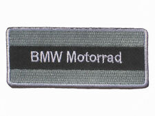 BMW MOTOR AUTO Patch embroidered Badge 4x9.5 cm