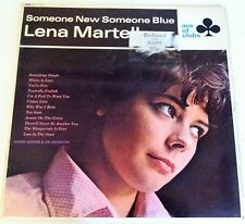 "Lena Martell Vinyl LP 12"" Someone New Someone Blue 1966 Lost in the Stars"