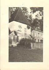 10 SAINTE-MAURE PHOTO CHATEAU DE VERMOISE 1937 ??