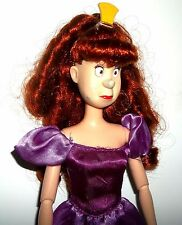 Disney Store Anastasia Ugly Stepsister Doll From Cinderella Deluxe Doll Gift Set