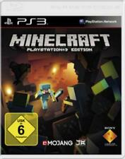 PlayStation 3 Sony MINECRAFT Deutsch OVP Top Zustand