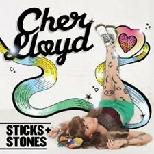 CHER LLOYD     -- STICKS AND STONES -   CD -  NEW & SEALED