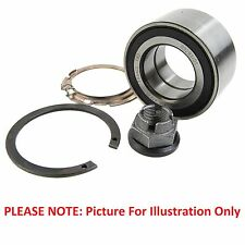 Toyota Auris TR 1.4 Petrol 04.2008-01.2010 - Replacement Rear Wheel Bearing