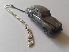 Rolls Royce Cloud 2 ref212 FULL CAR on a Pattern bookmark with cord