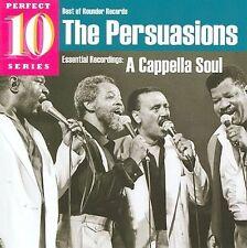 A Cappella Soul: Essential Recordings New CD