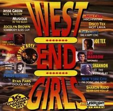 West End Girls (1971-85, incl. Maxis) Jesse Green, Lee Marrow, Lime, Lind.. [CD]