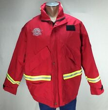 St Alphonsus Life Flight EMS Responder High-Visibility Parka Safety Jacket XL