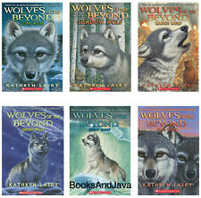 Wolves of the Beyond 1-6 Lone Wolf,Shadow,Watch,Frost,Spirit,Star Kathryn Lasky
