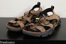 KEEN Brown Leather Bungee Lace Sport Sandals -Women's US 9.5 (Euro 40)