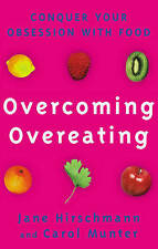 HIRSCHMANN/MUNT-OVERCOMING OVEREATING BOOK NEW
