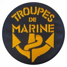 Ecusson / Patch - TDM (Troupes de Marine)