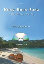 Hayhurst: Easy Bass Jazz with backing tracks.... SP1127