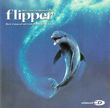 FLIPPER-Music from the Motion Picture/CD (The Track Factory MCD 11445)