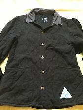 DROP DEAD CLOTHING DIAMOND QUILT JACKET COAT UNISEX MENS SMALL S OLI SKYES BMTH