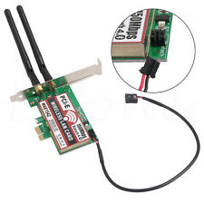 Bluetooth 4.0 Wireless 50M PCI-E PCI Express Card WIFI Network LAN Ethernet NIC